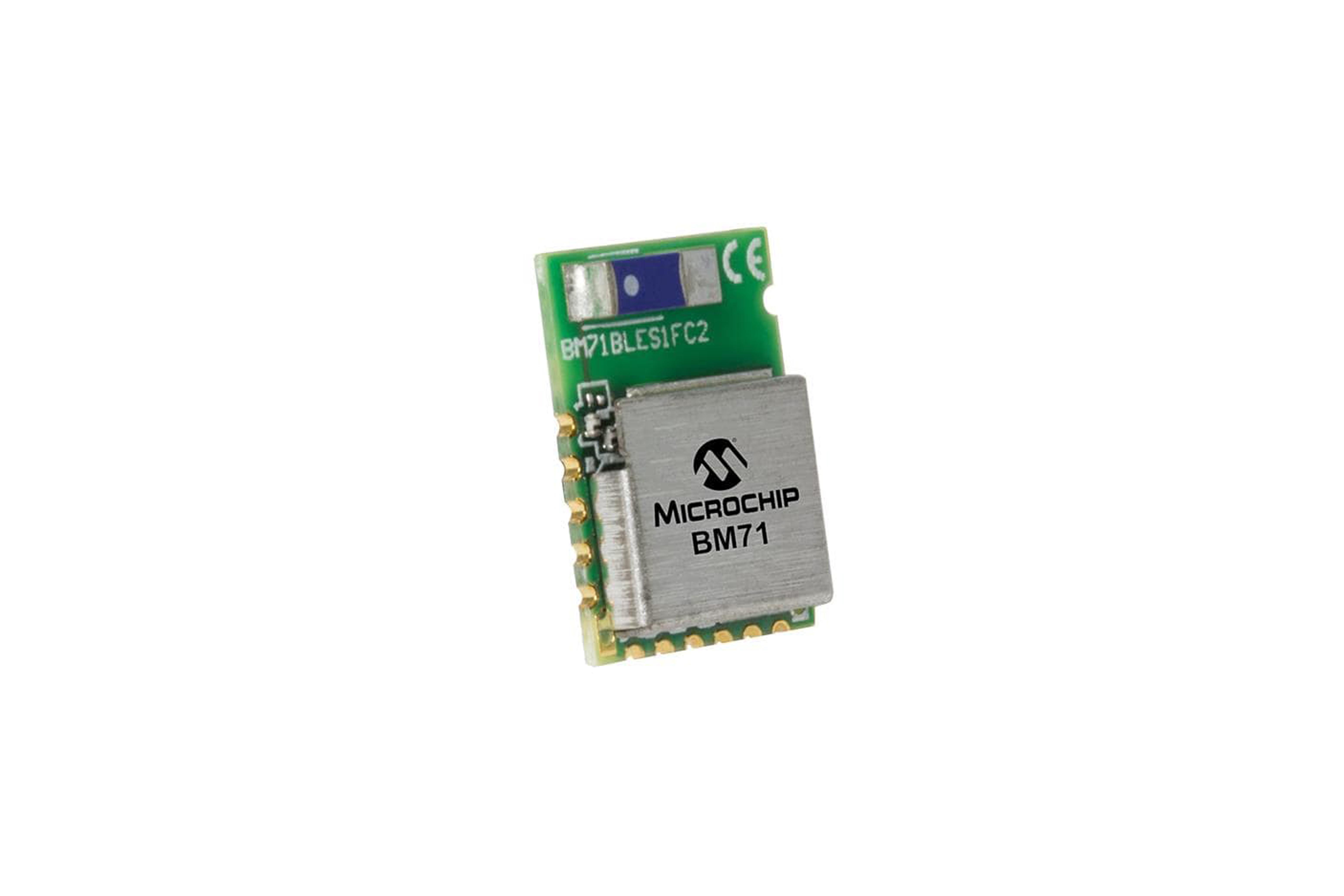 Module Bluetooth BLE, protégé, antenne