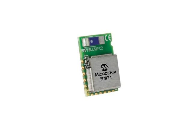 A product image for Module Bluetooth BLE, protégé, antenne