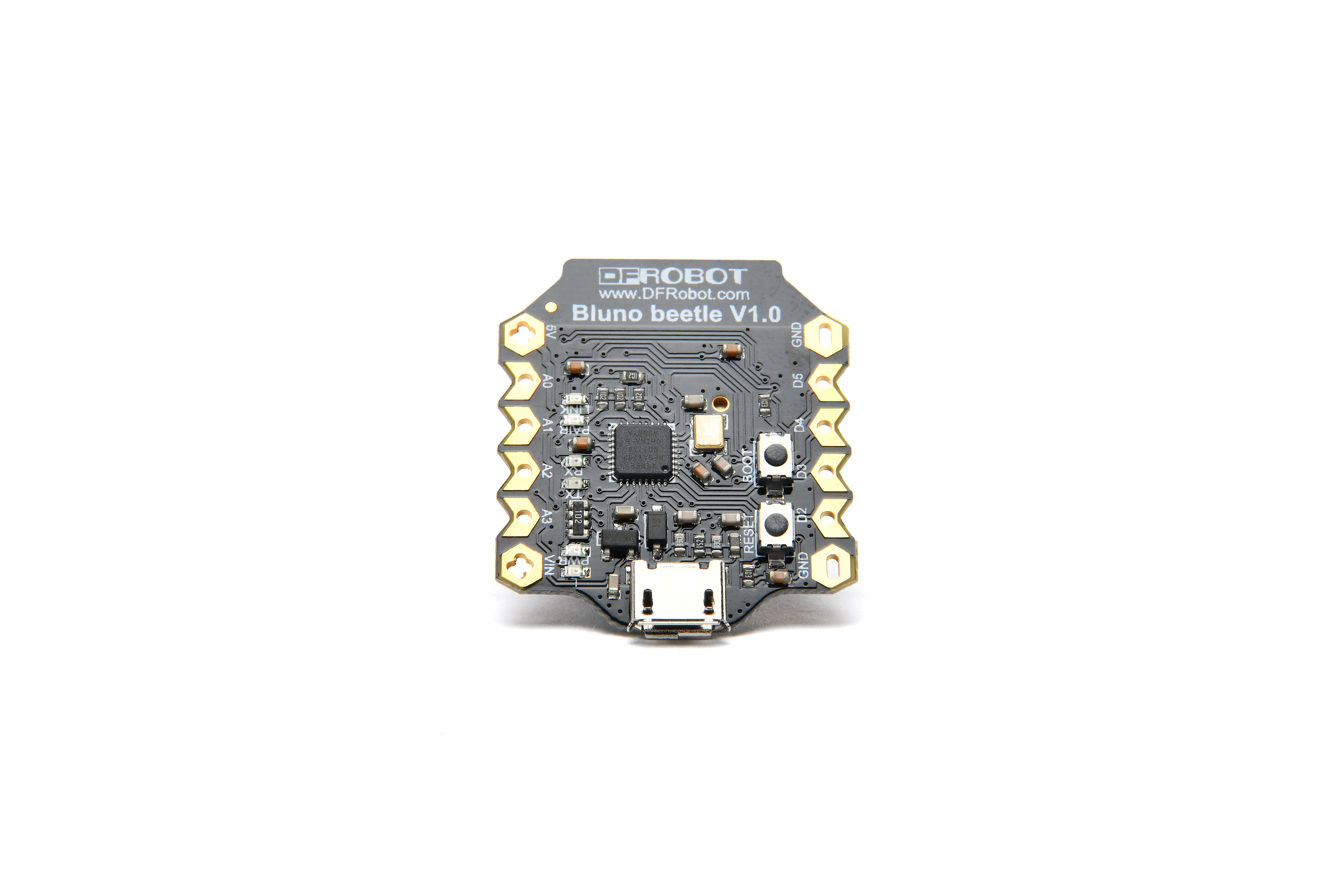 Bleto Beetle Arduino portable avec BLE