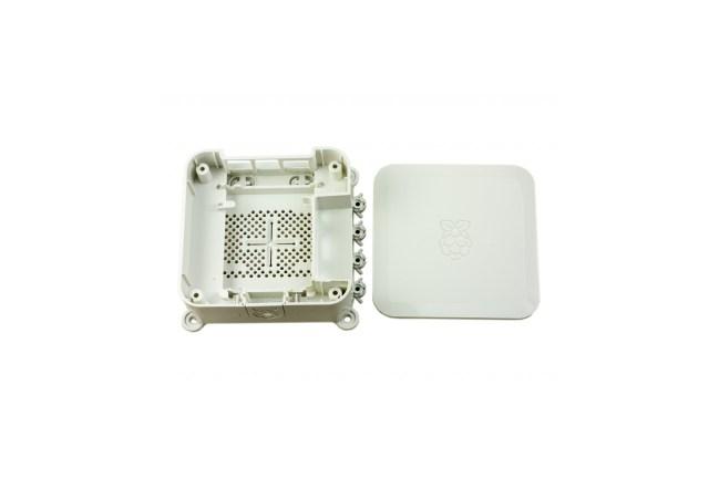 A product image for Boîtier Quattro avec Vesa – Blanc
