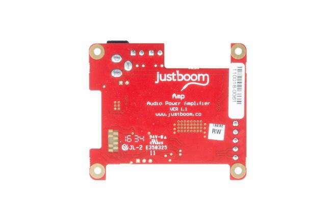 A product image for Carte ajout d'AmpJustBoom