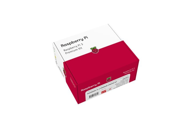 A product image for Kit Premium Raspberry PI 3