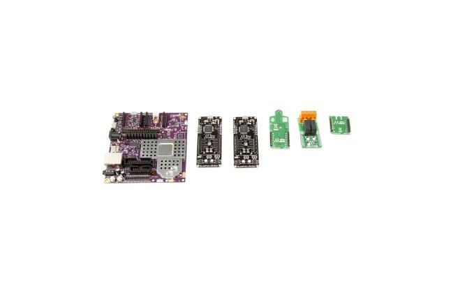 A product image for Kit Creator Ci40 IoT avec cartes à cliqueur