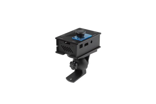 A product image for boîtier de caméra avec support mural Raspberry Pi