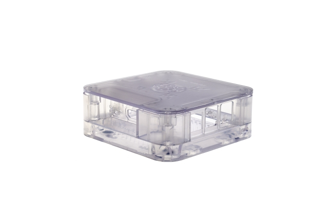 A product image for Boîtier Quattro avec Vesa – Transparent