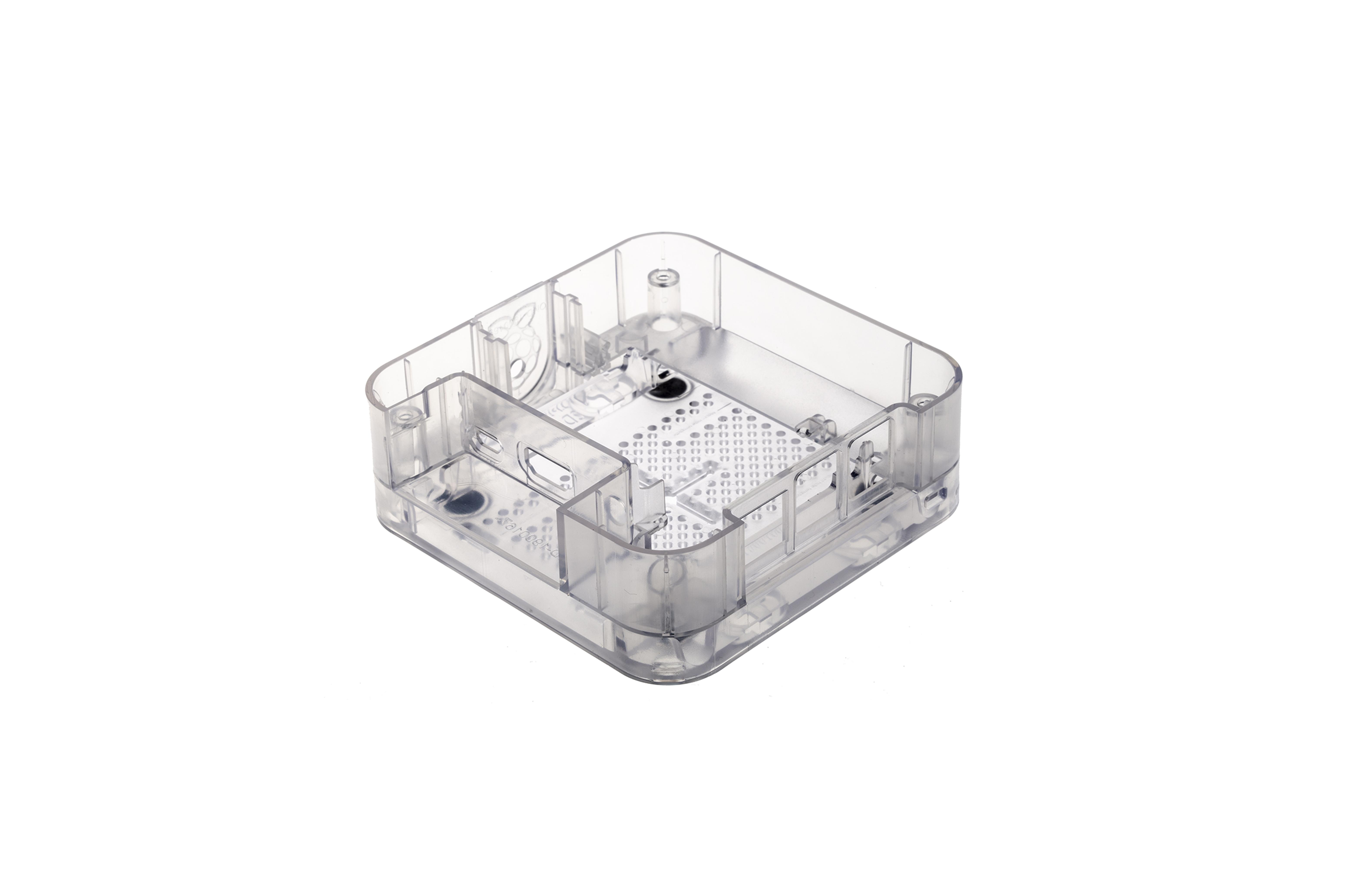 Boîtier Quattro avec Vesa - Transparent