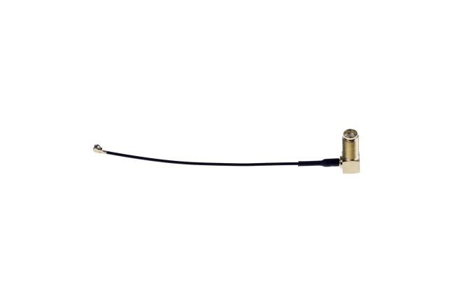 A product image for Assemblage de câblesUFL à SMA-F RA