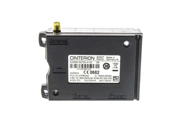 A product image for Terminal GSM/GPRS Quadribande RS-232
