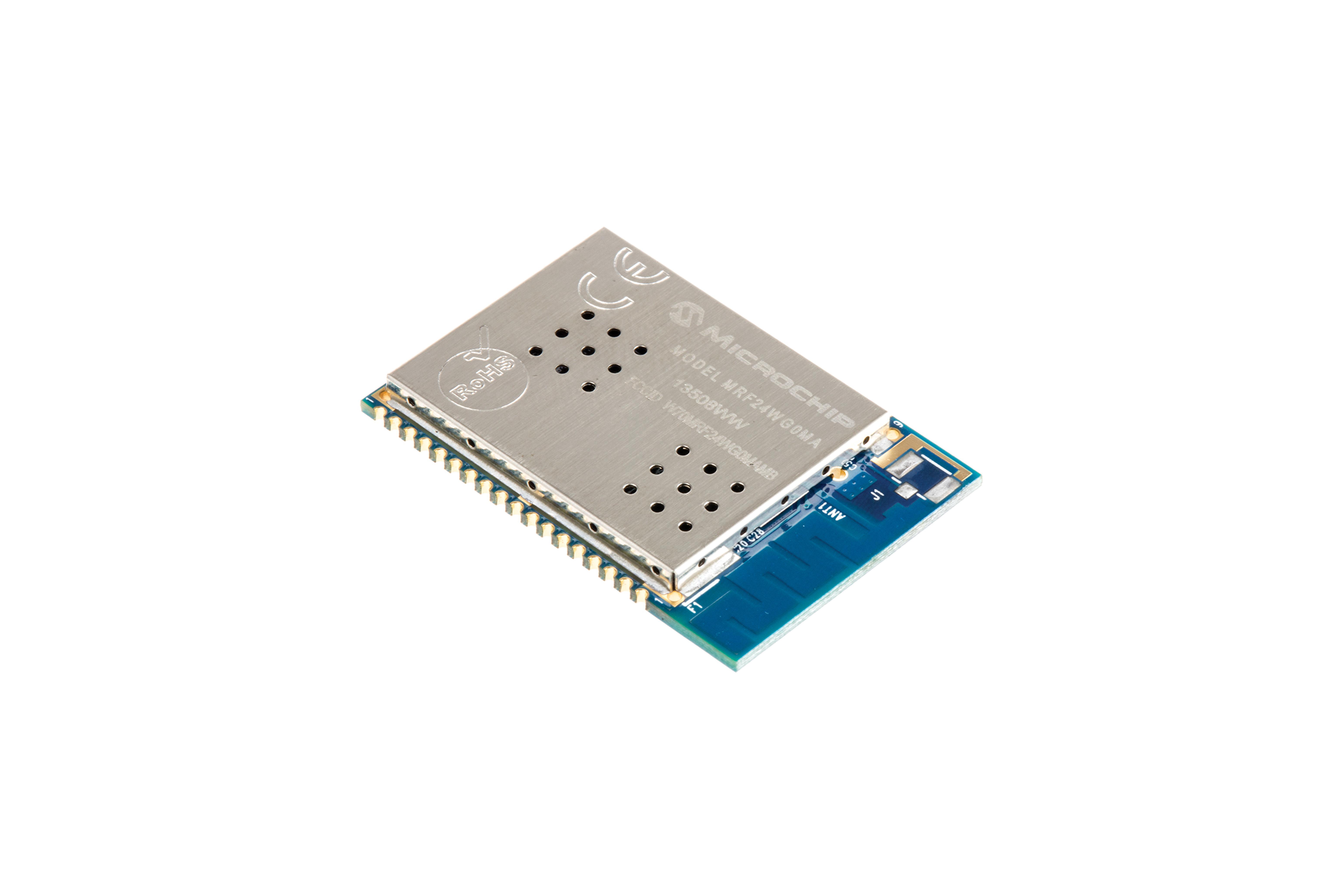 ÉMETTEUR-RÉCEPTEUR RF 2,4GHZ 802.11B/G, ANTENNE