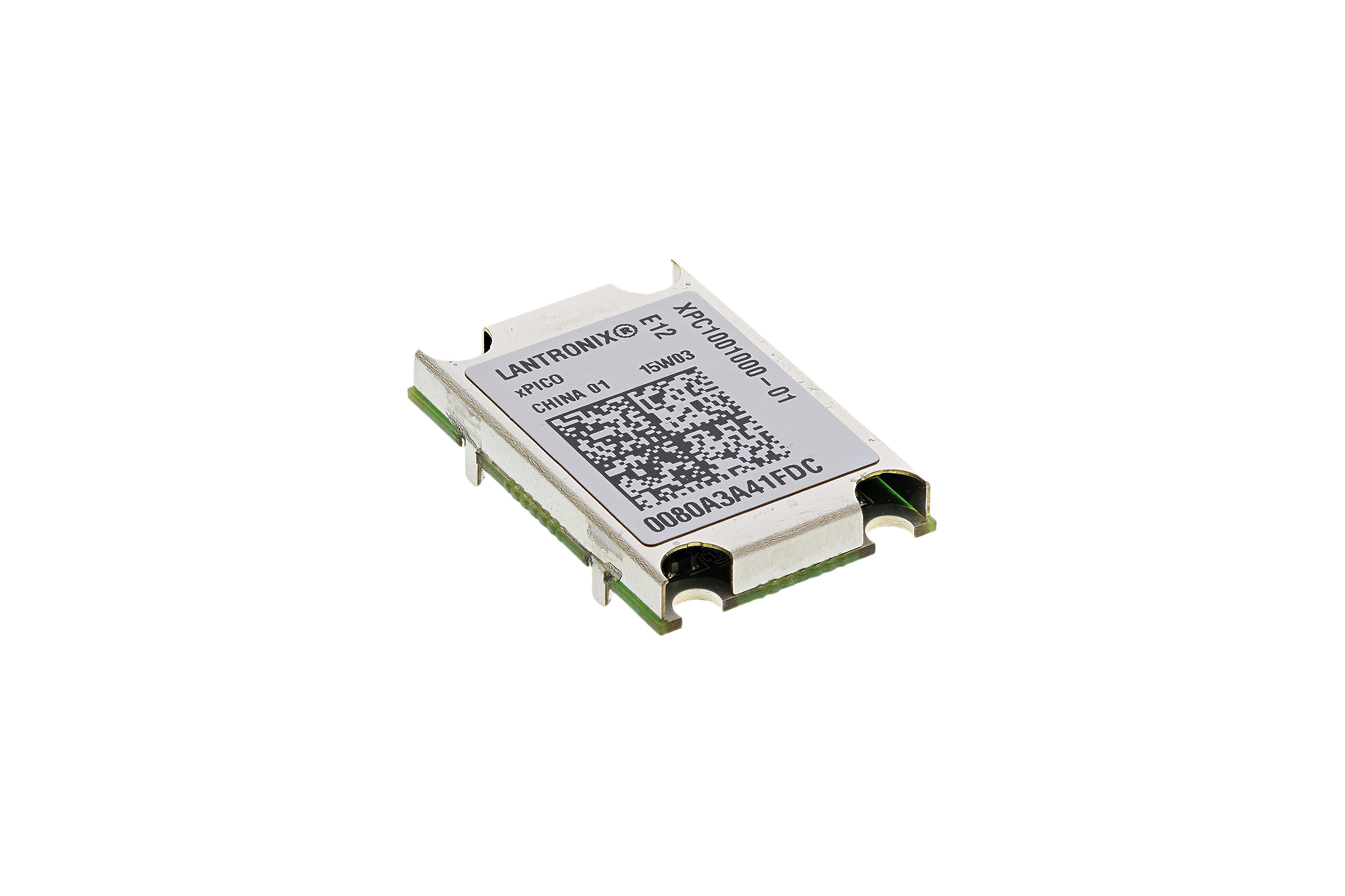 Module serveur périphérique xPico avec chiffrement
