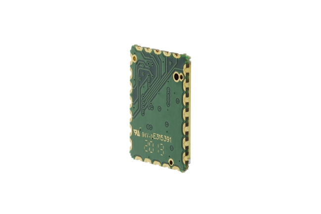 A product image for Module d'émetteur-récepteur RF easyRadio ERIC4 433 MHz LPRS