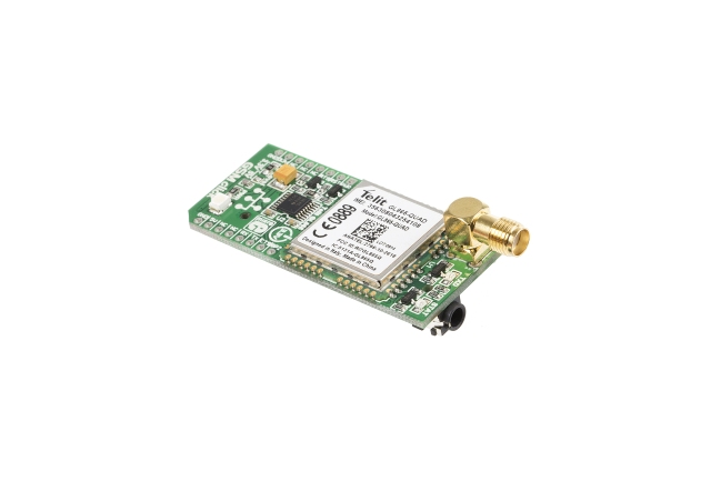 A product image for MikroBUS GSM à clic