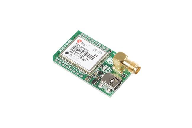 A product image for MikroBUSGPS à clic