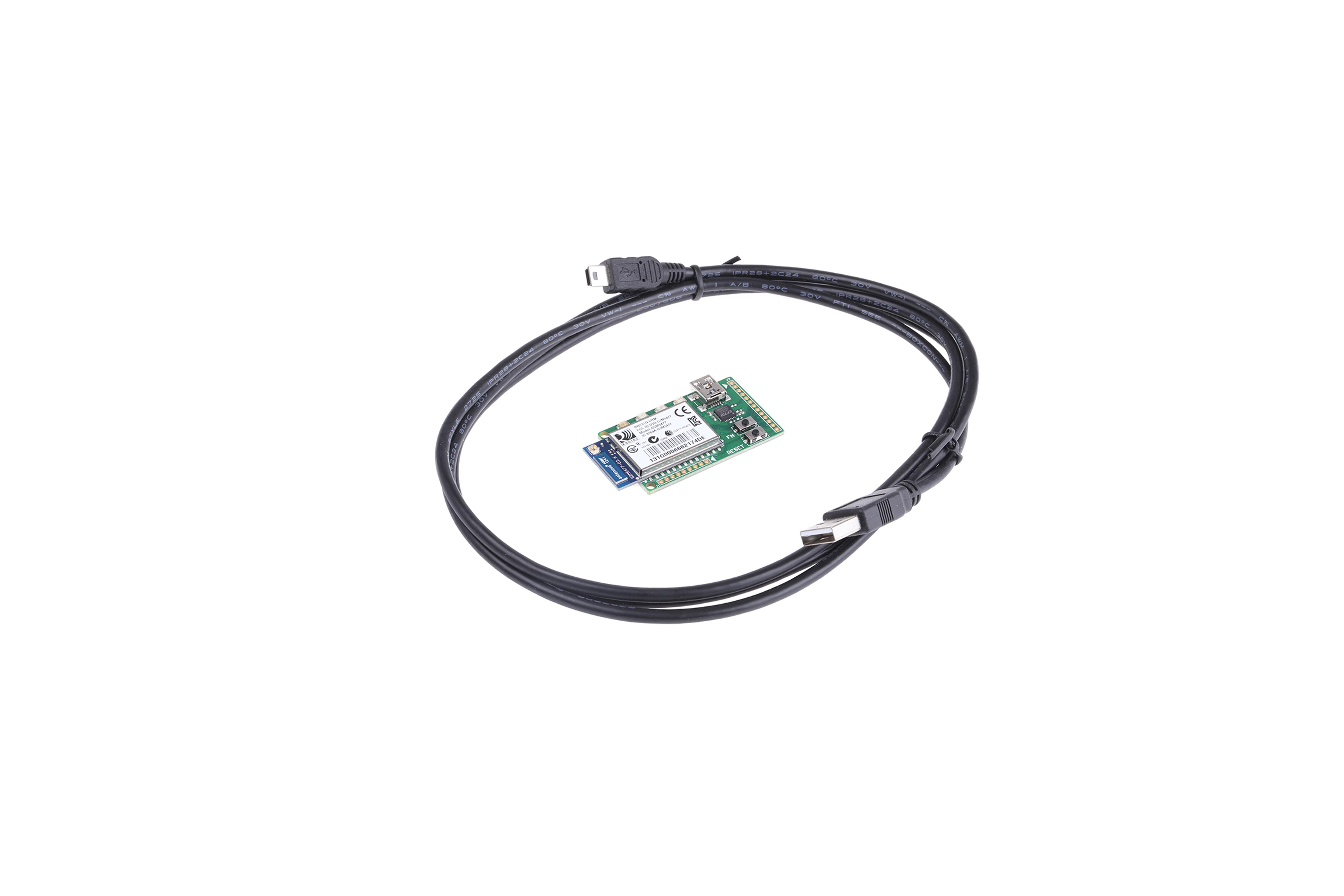 KIT D'ÉVALUATION USB MODULE RN131 WI-FI