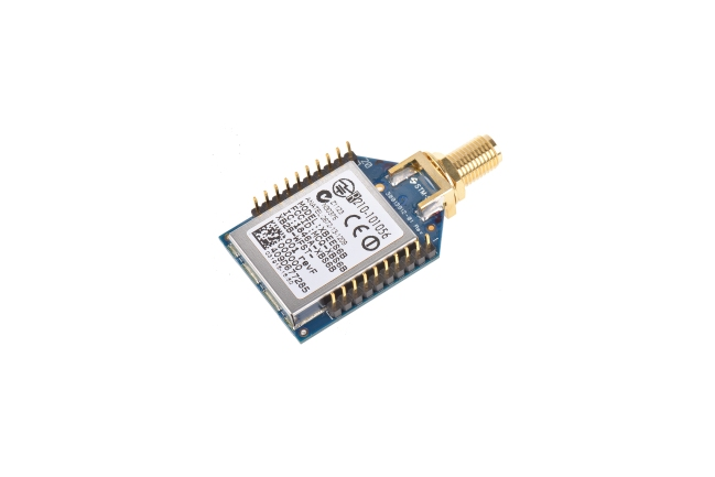 A product image for CONNECTEUR ANTENNE RPSMA, PASSAGE WI-FI XBEE