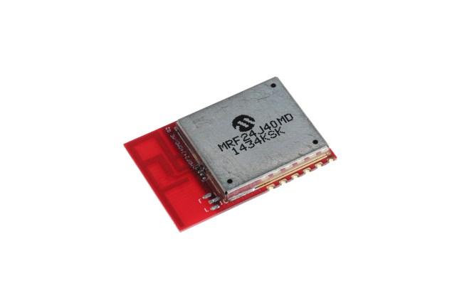 A product image for Module émetteur-récepteur ZigBee 2,4 GHz PA/LNA