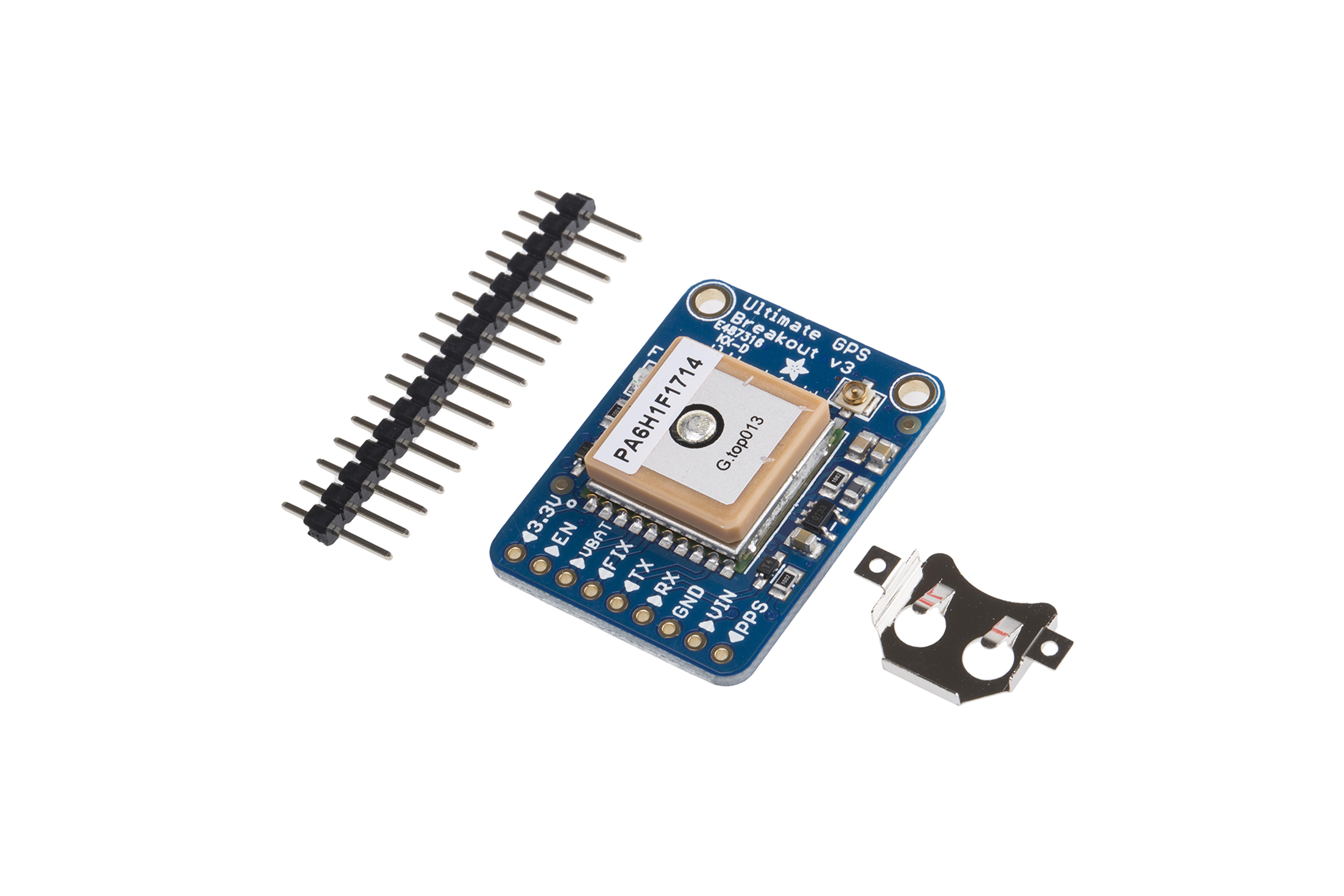 GPS Breakout 66 canaux avec mises à jour 10 Hz