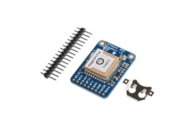 A product image for GPS Breakout 66 canaux avec mises à jour 10 Hz