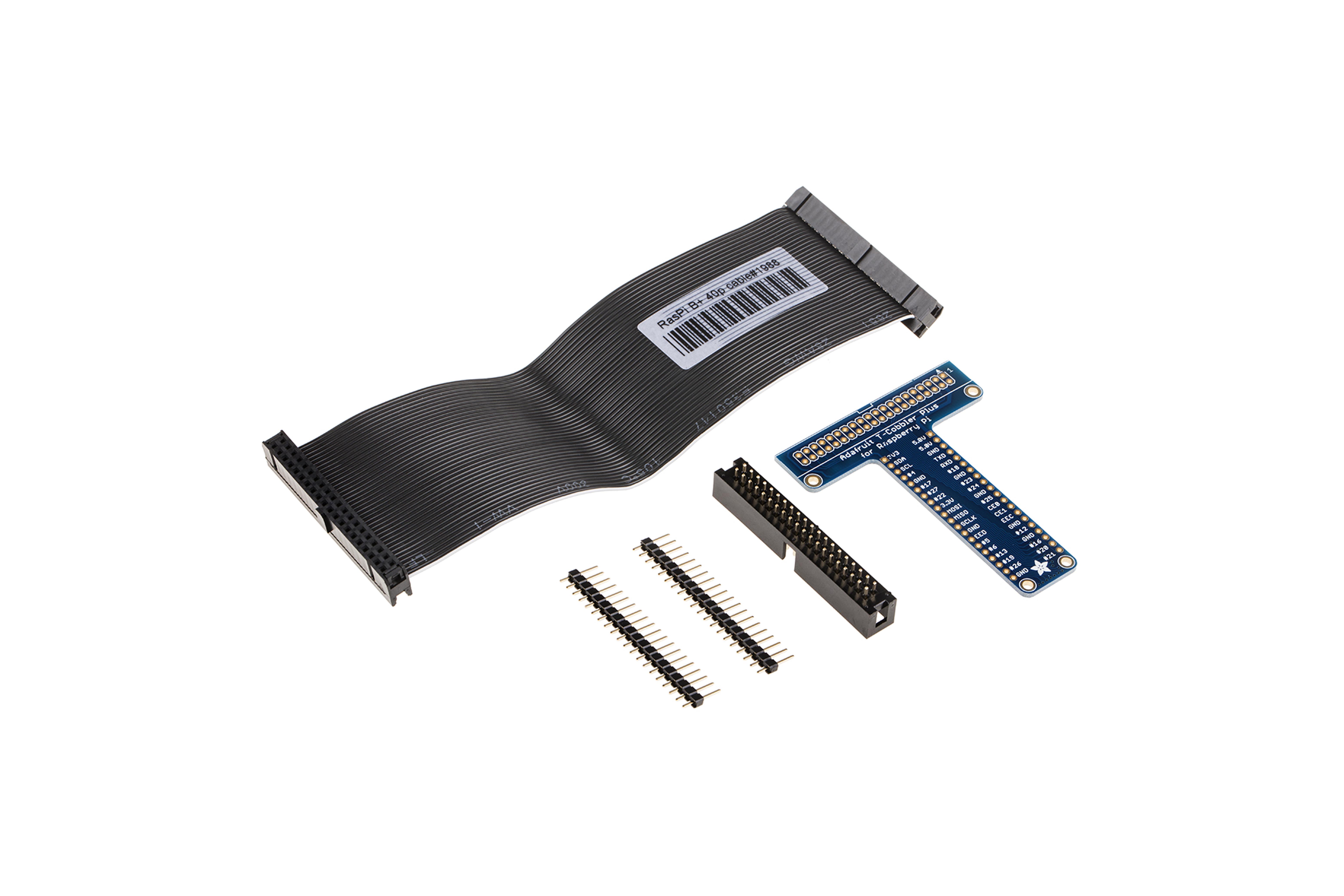Kit de circuit imprimé Pi T-Cobbler pour R Pi A+/B+