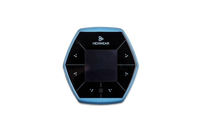A product image for Kit de dév. portableHexiwear BLE pour IoT