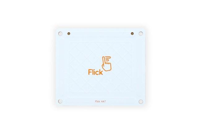 A product image for Capteur de gestes 3D Flick Pi HAT