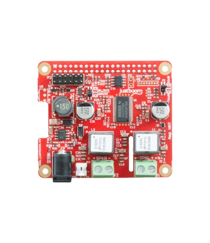Create Your Own JustBoom Airplay Receiver With Raspberry Pi
