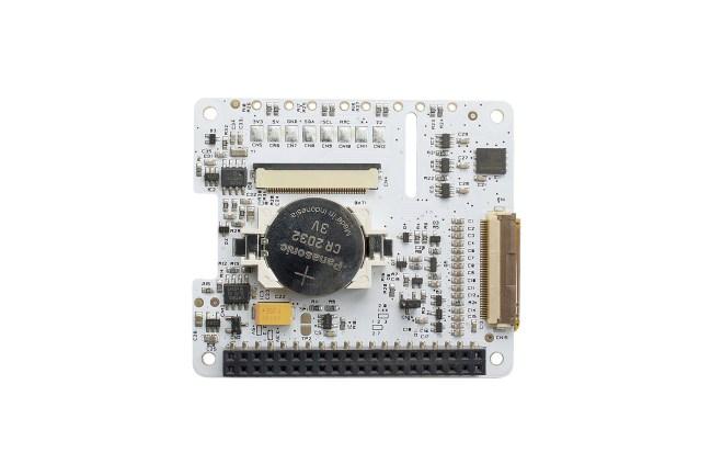 A product image for Écran HAT PaPiRus ePaper/eInk – 2,7 po