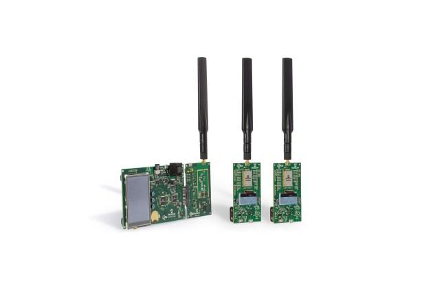 A product image for Kit de développement RN2483 LoRa 868 MHz