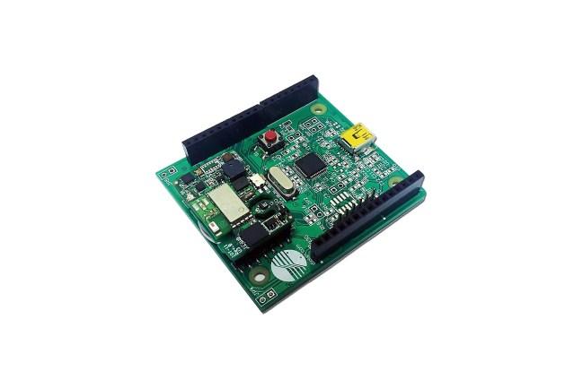 A product image for Kit de dév.SensiEDGE SensiBLE avec débogueur