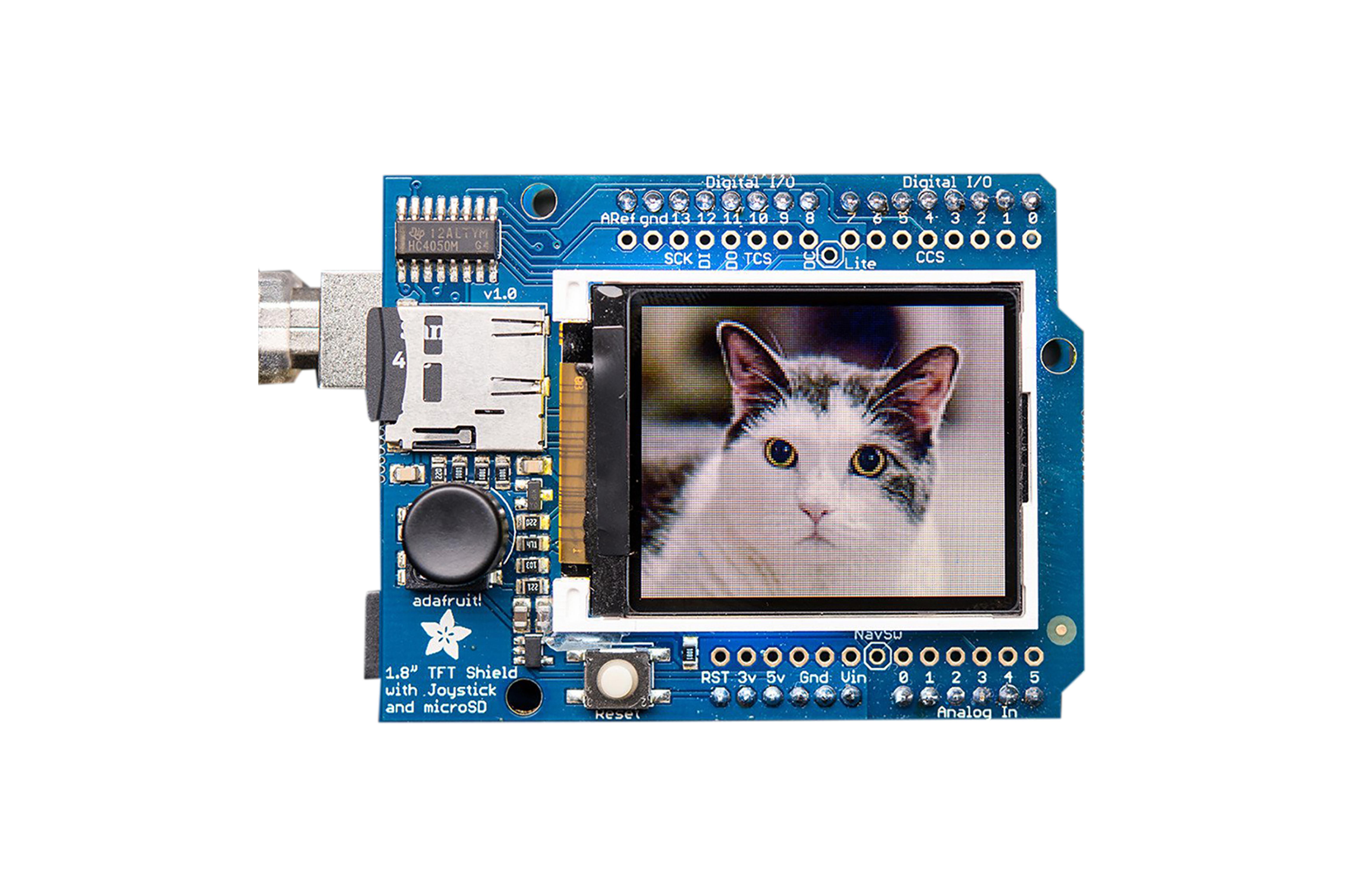 Protection d'écran 1.8TFTen couleur Adafruit