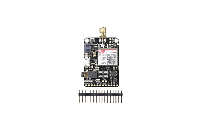 A product image for Module GSM cellulaire Adafruit FONA-SMA
