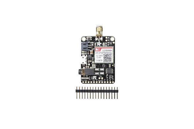 A product image for Module GSM cellulaire AdafruitFONA-SMA