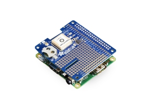 HAT  Adafruit Ultimate GPS pour Raspberry Pi