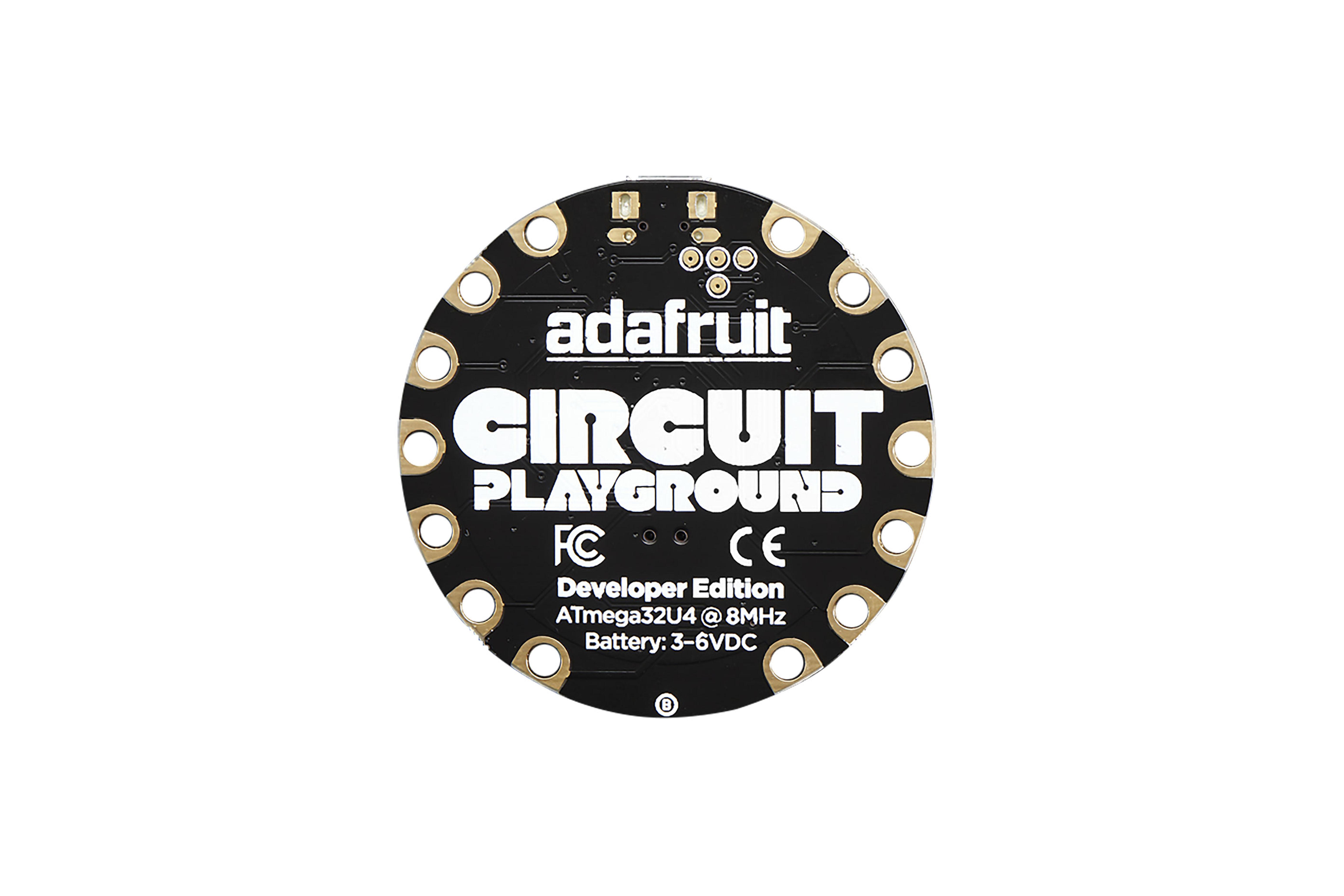 Kit d'édition de développeur Circuit Playground