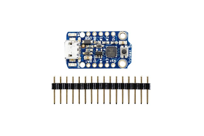 A product image for Adafruit Trinket – Mini Micro 5 V