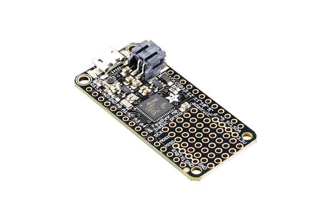 A product image for Carte de prototypageAdafruit Feather Cortex-M0