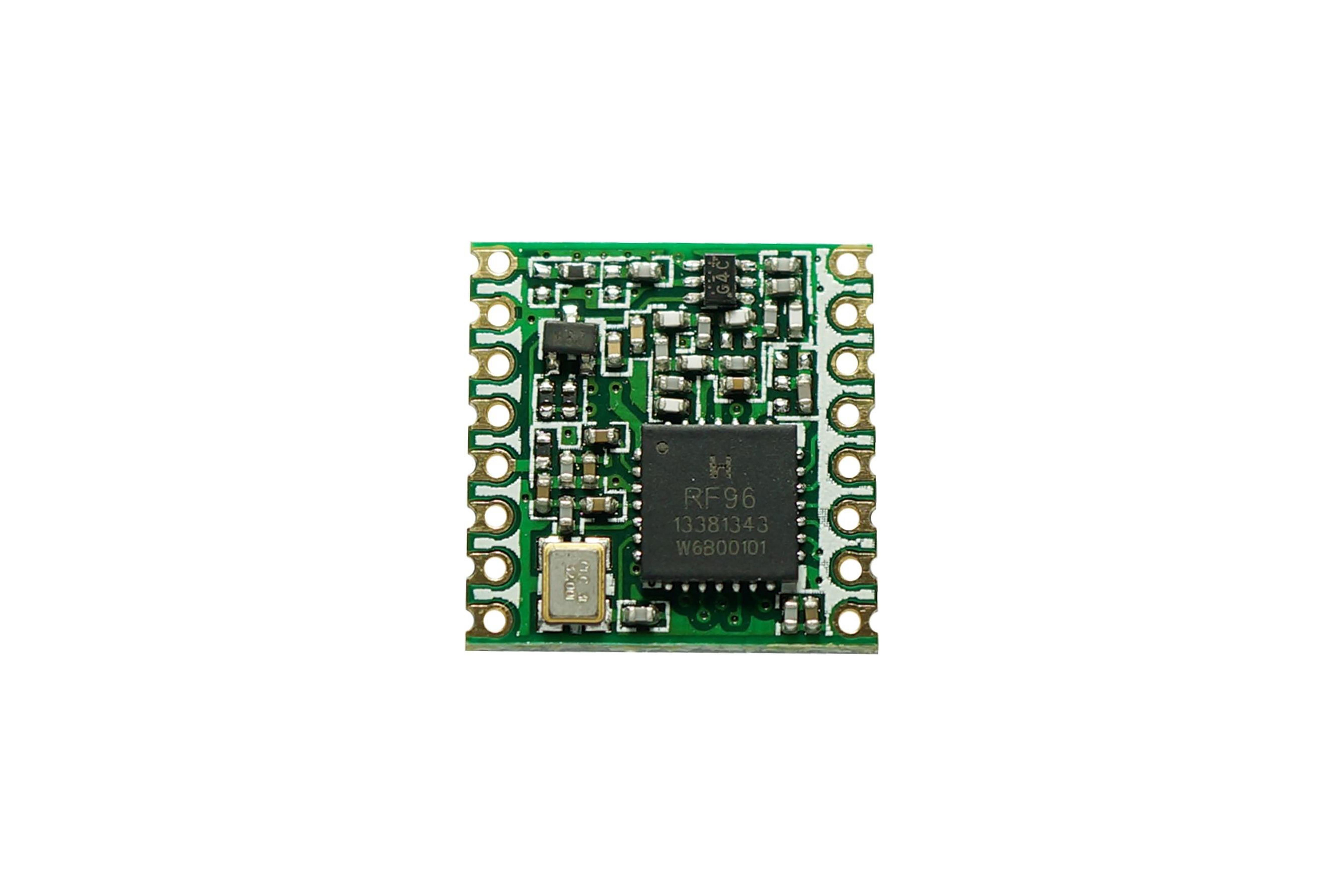 Module émetteur-récepteur RFM95W LoRA 868 MHz