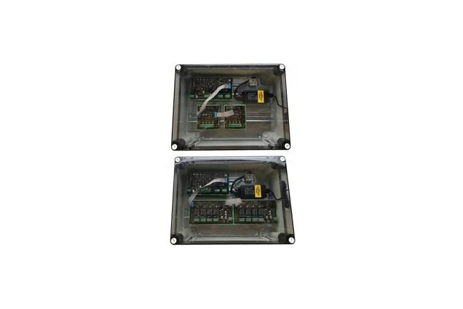 A product image for Système de contrôle à distanceLoRa 10CH 1 Km