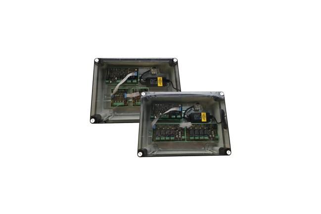 A product image for Système de contrôle à distanceLoRa 10CH 16 Km