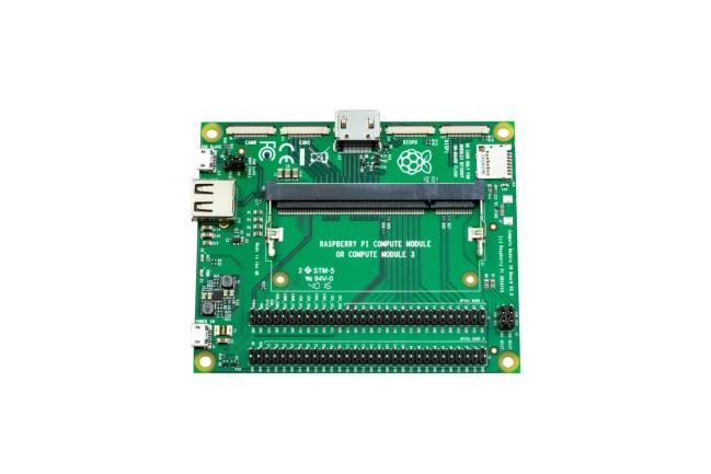 A product image for Kit de développement de module de calcul 3 pour Raspberry Pi