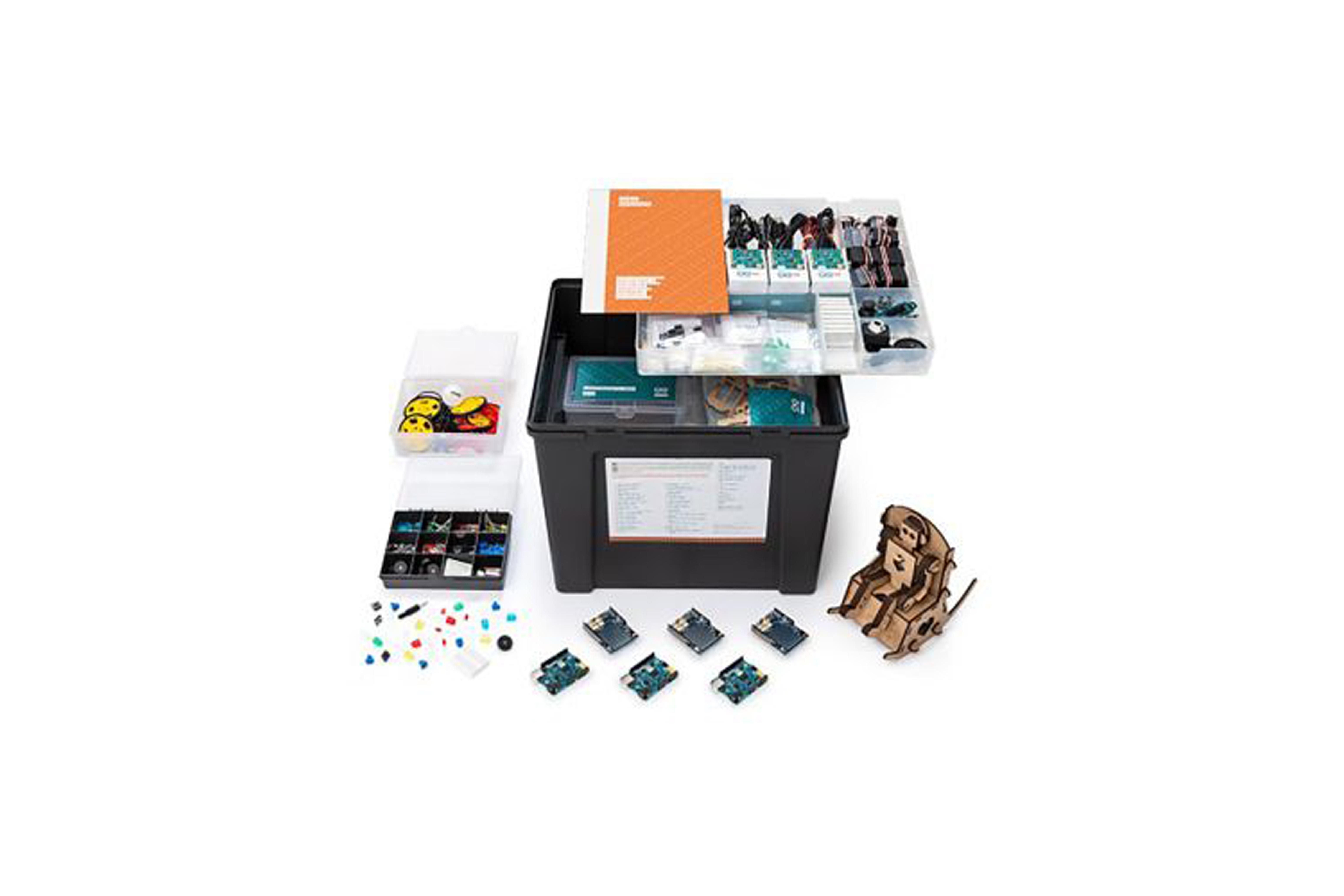 Kit de développement pédagogique CTC 101 Arduino STEAM