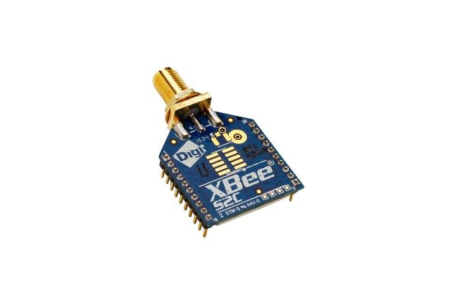 A product image for XBee S2C 802.15.4, 2,4 GHz, SMT