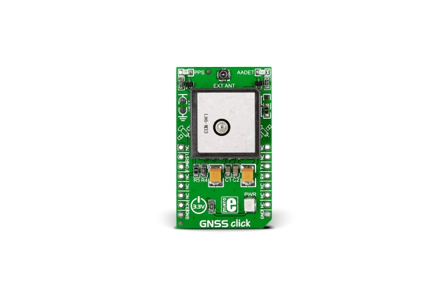 A product image for CARTE DE POSITIONNEMENT GNSSÀ CLIC GPS/GLONASS