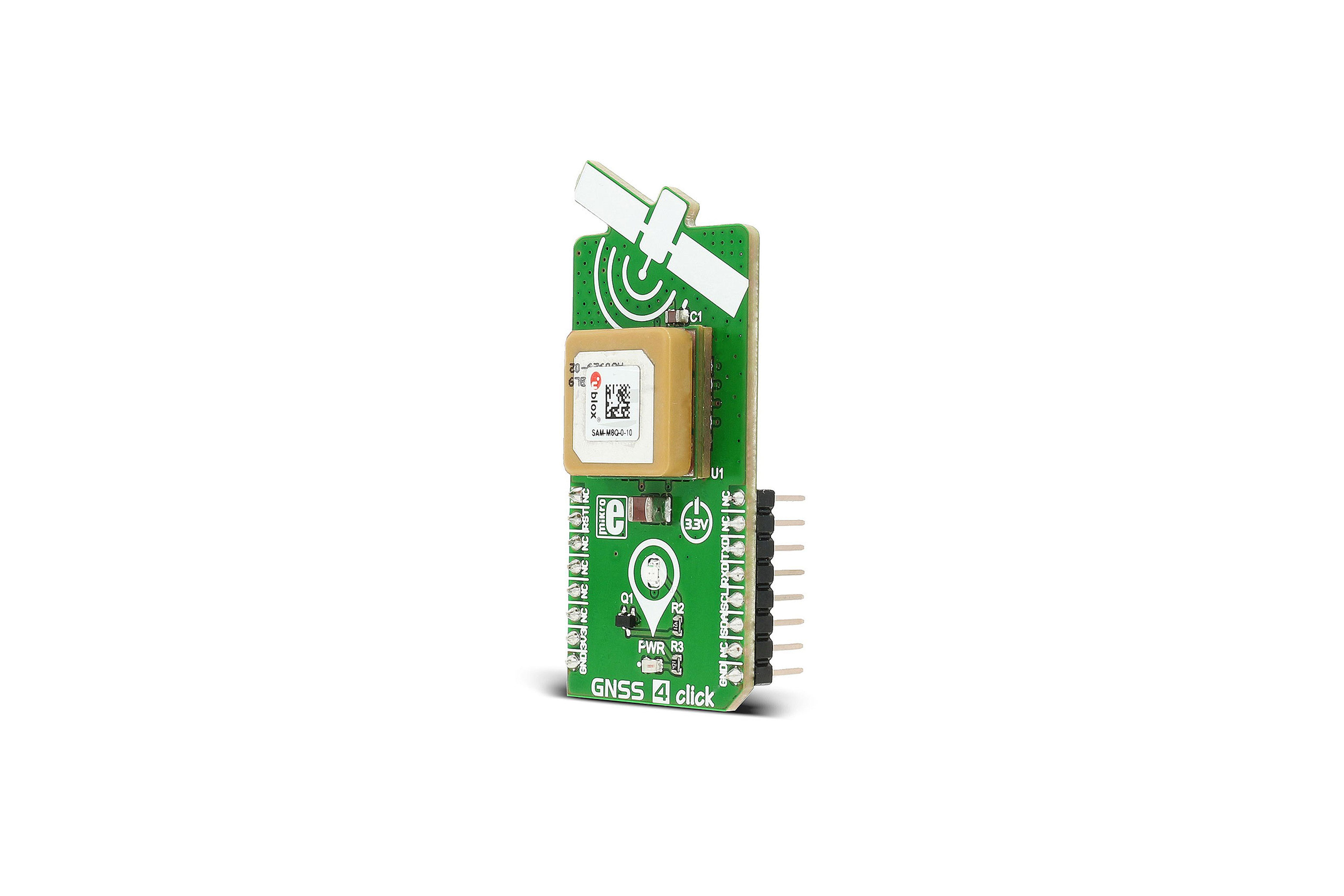 CARTE GNSS 4 À CLIC GPS/GLONASS