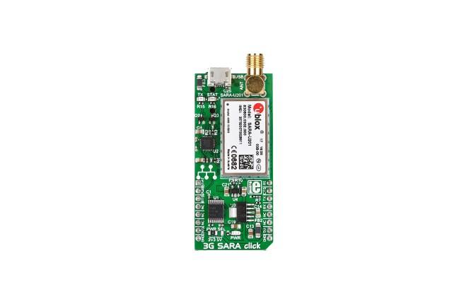 A product image for Carte SARA à clic 3G