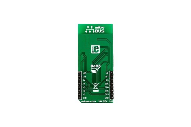 A product image for CARTE WI-FI IOTCC3100À CLIC,MIKROE-2336