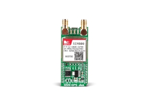 CARTE ÉMETTEUR-RÉCEPTEURÀ CLIC, GSM-GPS