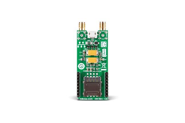 A product image for CARTE ÉMETTEUR-RÉCEPTEURÀ CLIC, GSM-GPS