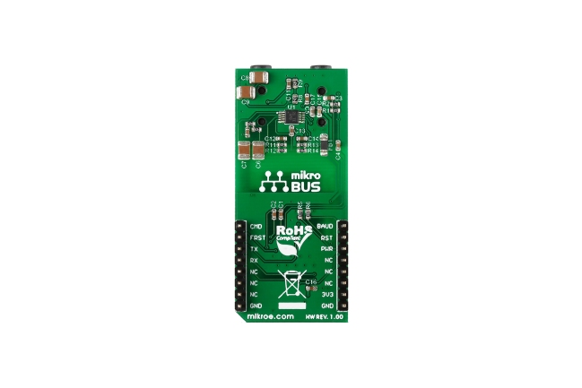 A product image for Carte Bluetooth BT Audio à clic