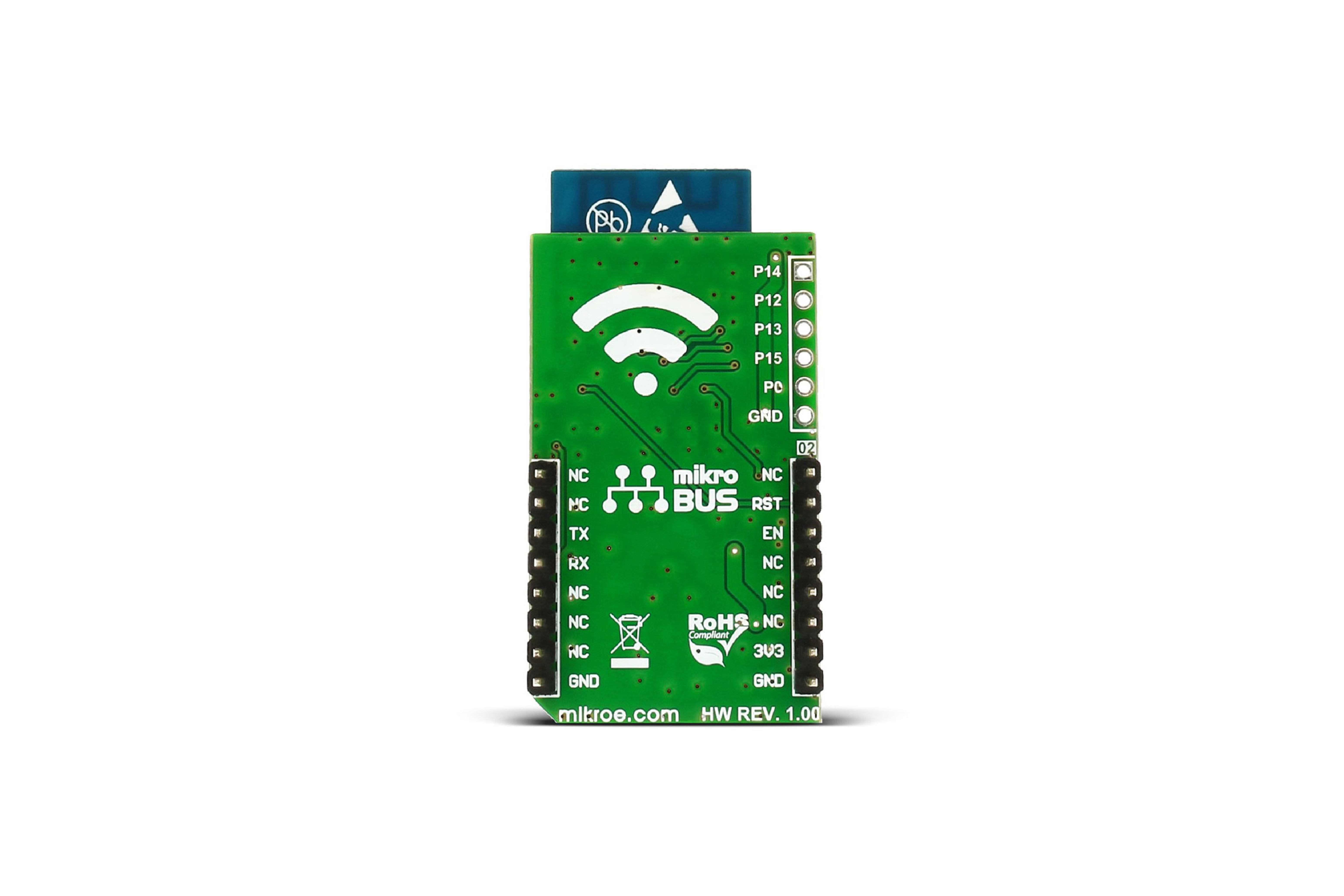 Carte à clic Wi-Fi ESP